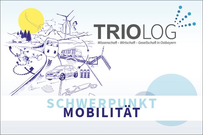 Grafik zur 5. Ausgabe der TRIOLOG