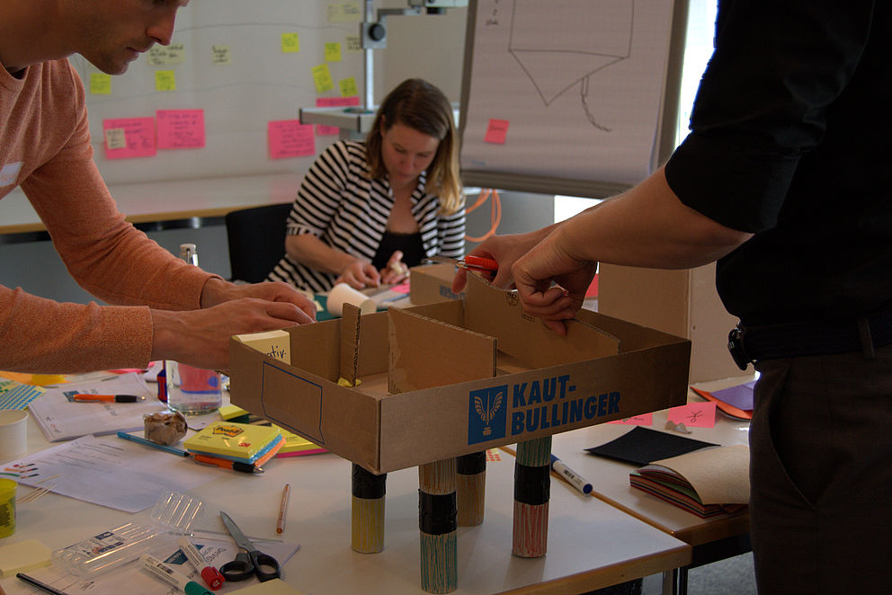 Design Thinking Workshop in Passau