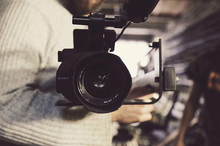 Bild: Kameraobjektiv