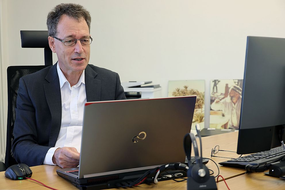 TRIOKON 2020: Prof. Dr. Fritz Pörnbacher