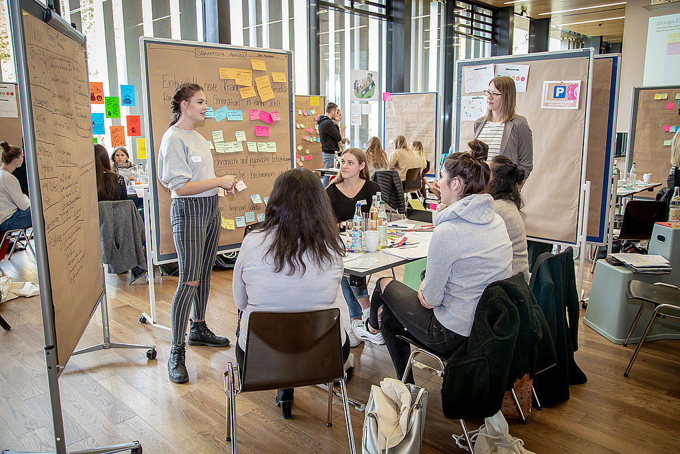 Design Thinking Tage in Weiden