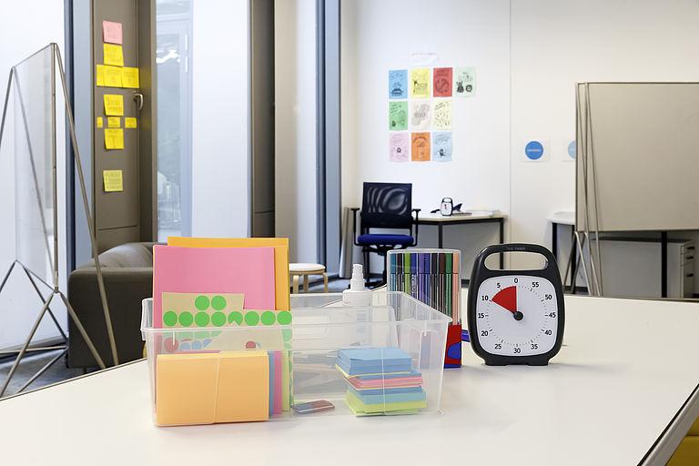 Einblick ins FIT-Lab der OTH Regensburg, Foto: Effenhauser