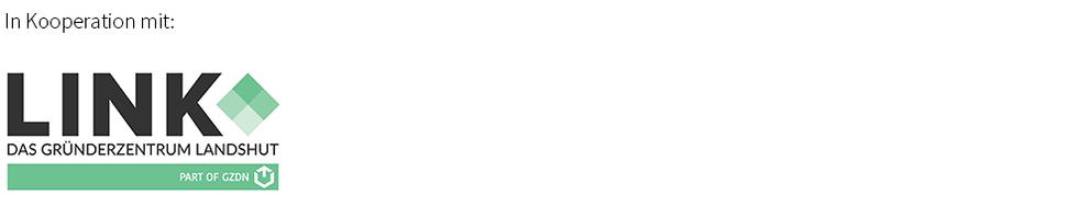 Logo Link Gründerzentrum