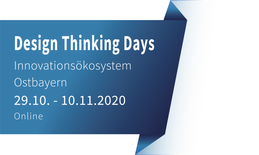 Key Visual Design Thinking Days 2020