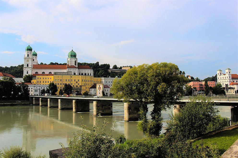 Marienbrücke in Passau