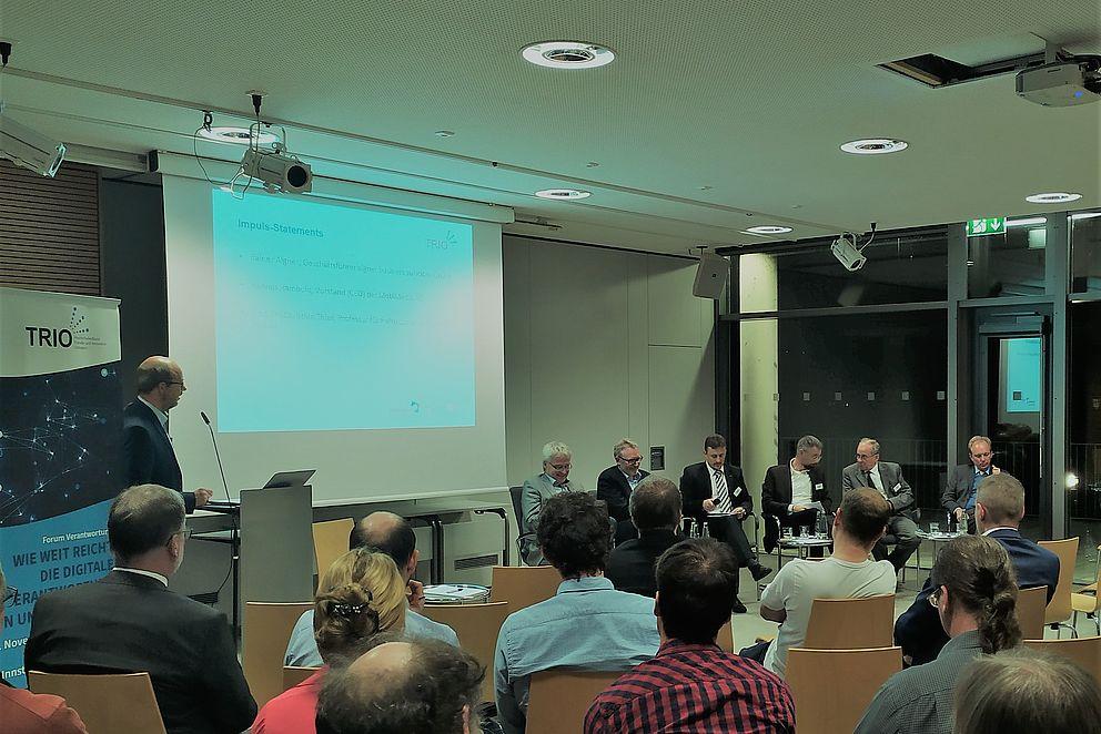 Forum Verantwortung an der Uni Passau