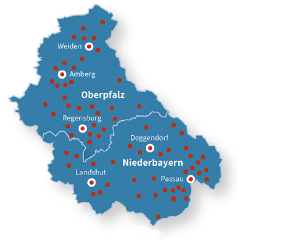 TRIO Unternehmensbesuche in Ostbayern