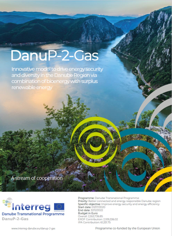 Grafik zum Projekt DanuP-2-Gas