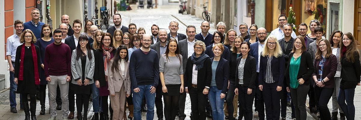 Bild TRIO Gesamtteam im Dezember 2018
