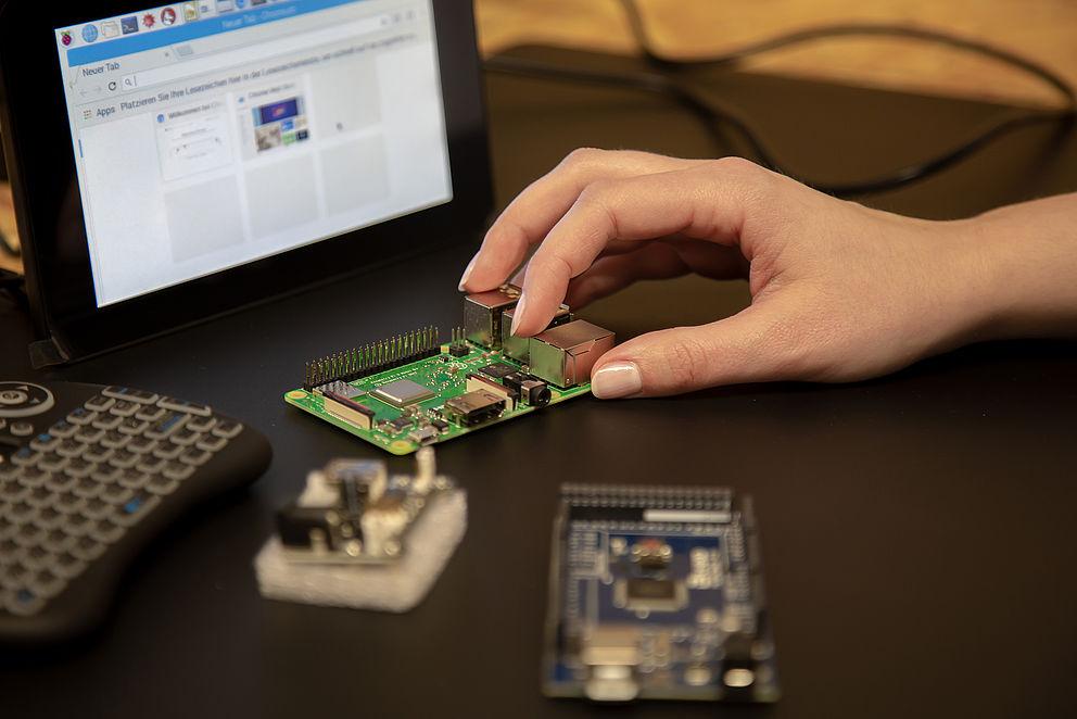 Arbeiten mit Arduino